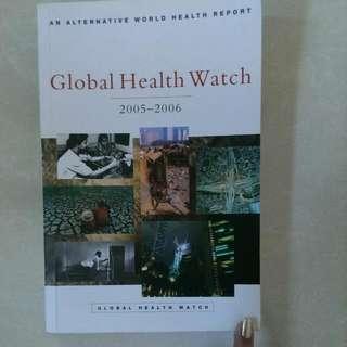 Global Health Watch (2005-2006)