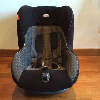 RESERVED Britax Toddler Car Seat ( Eclipse Model)