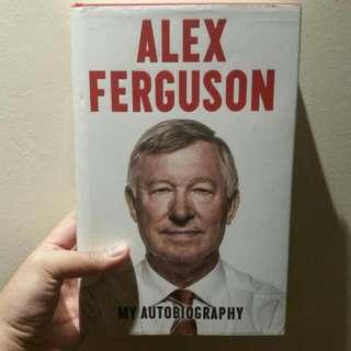 Sir Alex Ferguson Manchester United Autobiography