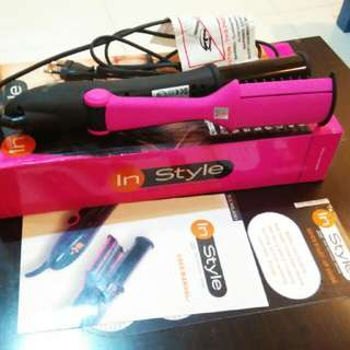 In Style Rolling Iron Free shipping