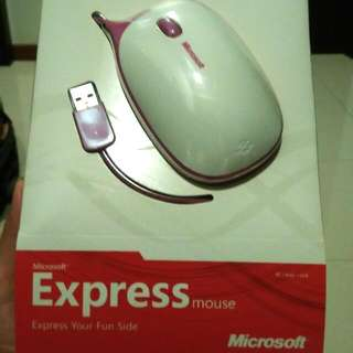 Microsoft Express Mouse Free Shipping