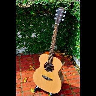 Veelah V1-Om 單板民謠吉他