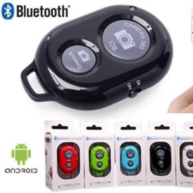 Camera 360 Selfie Bluetooth Remote Shutter Control
