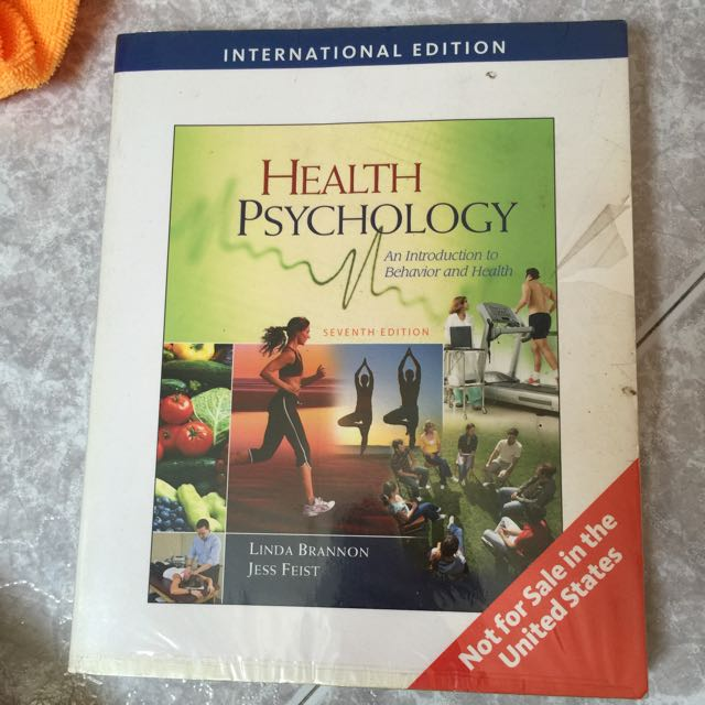 Health psychology 7th edition books stationery textbooks on photo photo photo fandeluxe Gallery