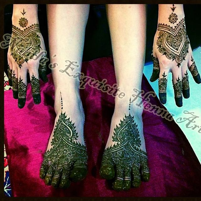 Henna For Brides And All Occasions