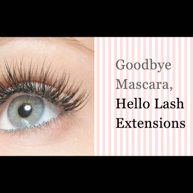 Lash By Lash Extensions - 3 Sessions