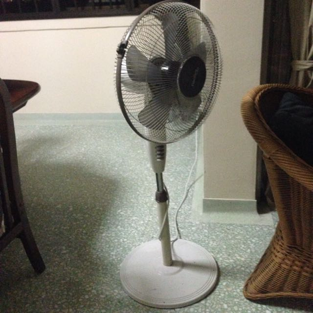 Stand Up Fan