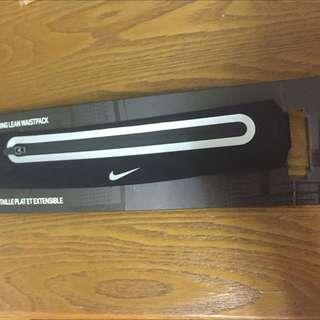 Nike 擴充式薄型運動腰帶 (黑) 慢跑/腳踏車