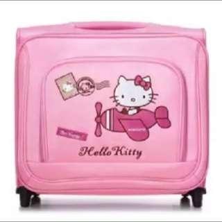 Kitty行李箱/登記箱