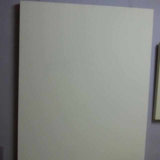 100F  新的油畫布