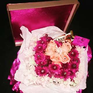 Flowers In The Box...