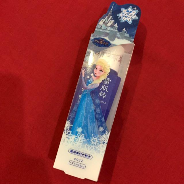 日本限定雪肌粹美白化妝水80ml