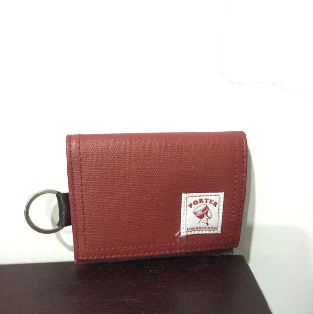 Authentic Porter's Coin Pouch