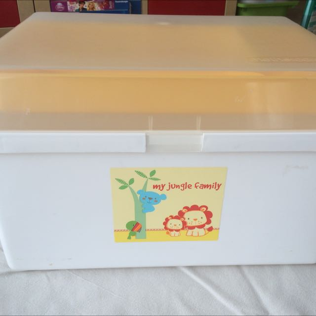 Nappy/Changing Box