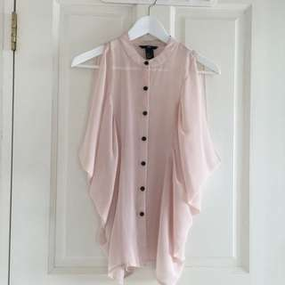 BN H&M Pink Blouse
