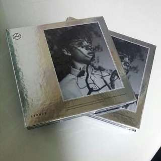 EXO Exodus Do Chi Ver Album
