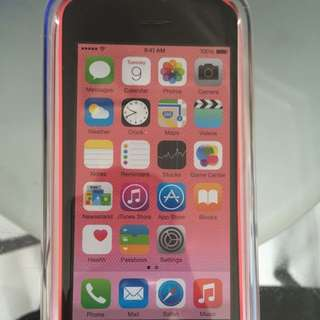 Iphone 5C Pink (BNIB)
