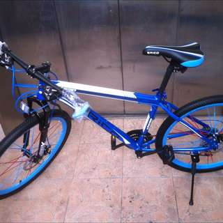 Ready Stock - Full Shimano New Mountain bike (ERICO)