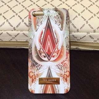 TED BAKER IPHONE 5 CASE