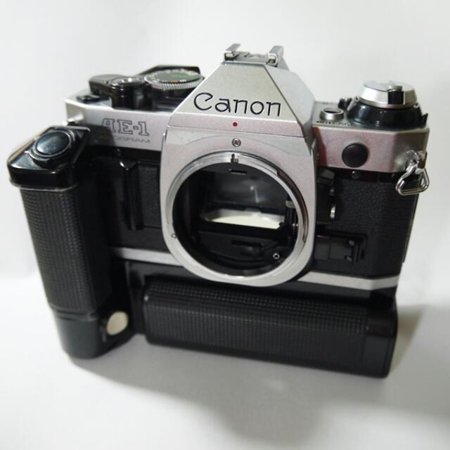 70年代 Canon AE-1