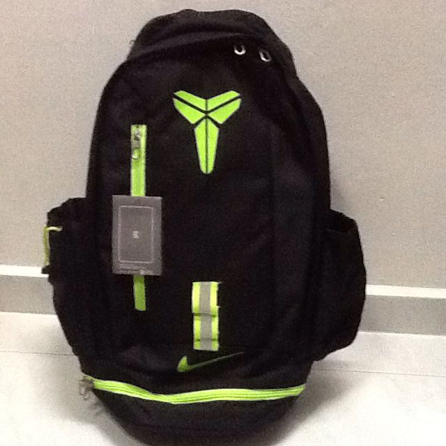best sneakers 0188a 4bfcf Black Mamba  Kobe Bryant   Nike   Basketball Bag   Backpack, Men s ...