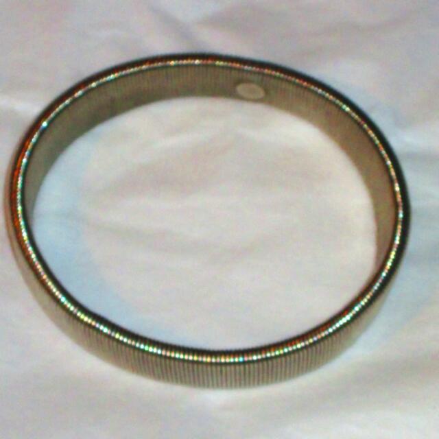 Coil Expansion Bracelet