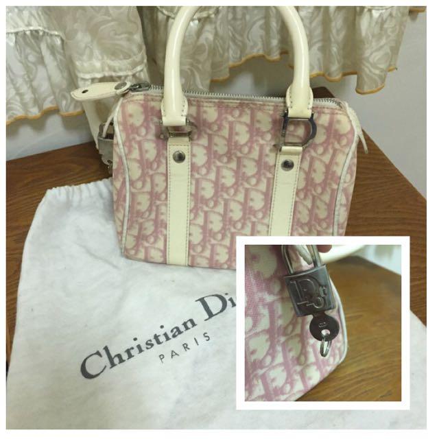 Dior 波士頓包 (小)免運費