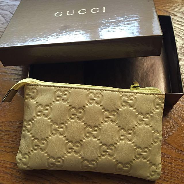 (降價)Gucci  證件/零錢/鑰匙包 (免運)