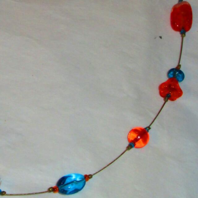 Multi Stone Moon Glow Necklace