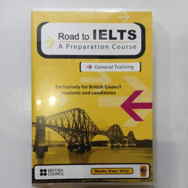 Road To IELTS. A Preparation Course