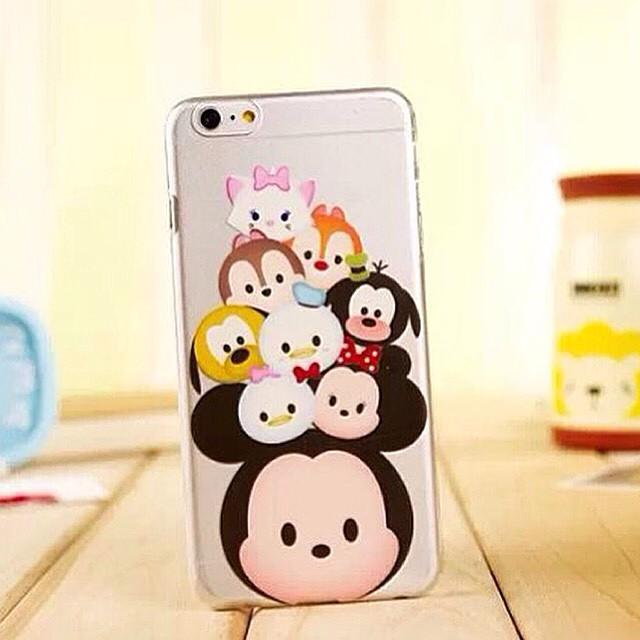 TSUM TSUM JELLY IPHONECASE