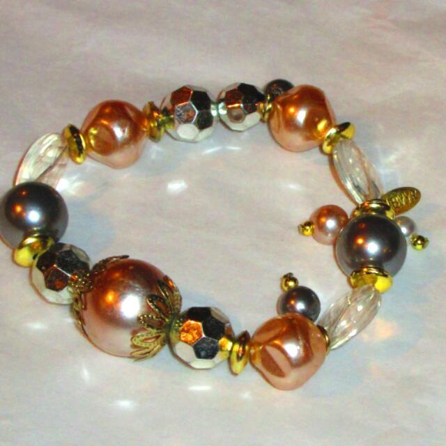 Vintage LBVYR expansion Bracelet
