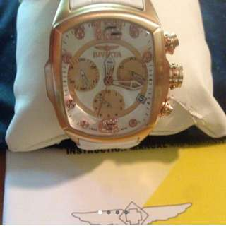 INVICTA Ladies GOLD LUXE WATCH