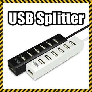 7 Port USB Splitter