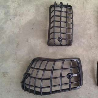 Bosatta Side And Rear light grill (Used) RESERVED