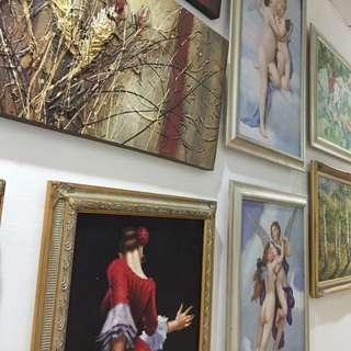 Oil Painting Showroom