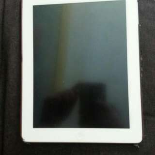 Ipad 4 16gb With Retina Display Cellular+wifi