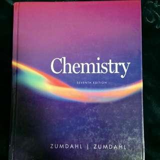 化學原文課本