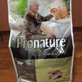 Senior Cat Food, For Cats Over 10 Years