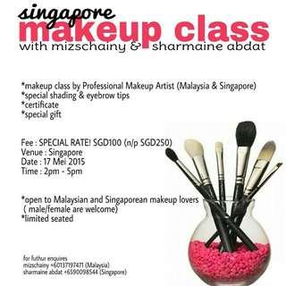 Make Up Class With Cert !!