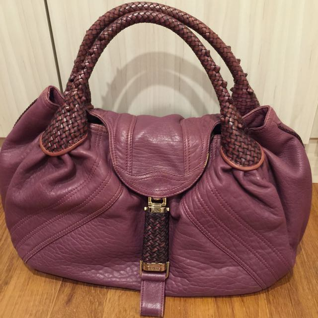 0ad6cf6795 Authentic Fendi Spy Bag *Flash Sale For The Weekends @ $2400 ...