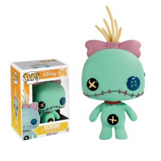 Funko Pop Scrump (Disney Lilo & Stitch)
