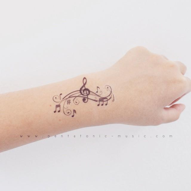 My Melody Tattoo