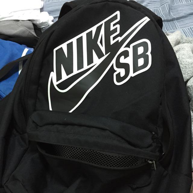 (待匯款)Nike SB後背包 正品