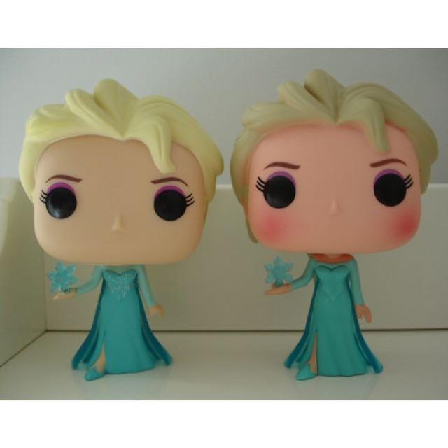[READY STOCK] Funko Pop Disney Frozen Series 1 -ELSA-