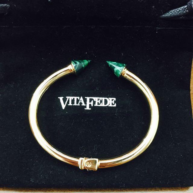 VitaFede 石頭Mini Titan Small 玫瑰金手環