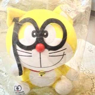 哆啦A夢 小叮噹 誕生前100年紀念款玩偶