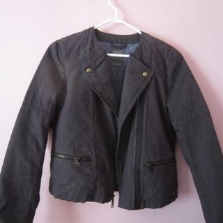 Dark grey Gap Military jacket