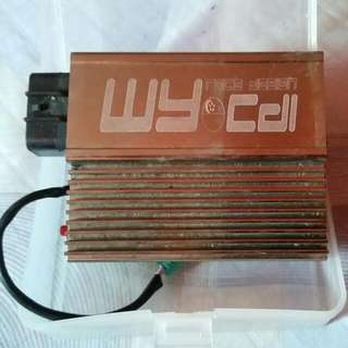 Used WY Fz16 Racing Cdi