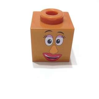 扭蛋/轉蛋/文具 玩具總動員疊疊樂 彈頭太太